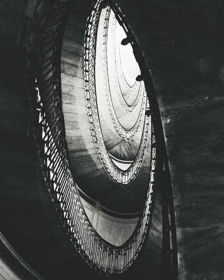 Building #stairs #napoli #italy #cinema #setting #blackandwhite