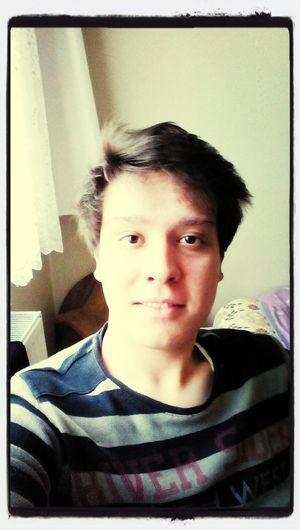 Happy Hi! Follow Me On Instagram ahmetdqan