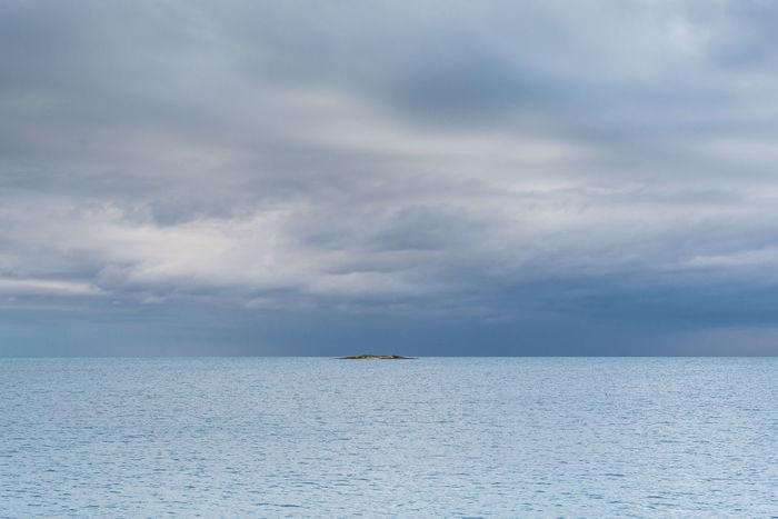Cloud - Sky Cloudy Croatia Horizon Over Water Island Mali Lošinj My Commute My Commute-2016 EyeEm Photography Awards Sea Seascape Sky Susak Water