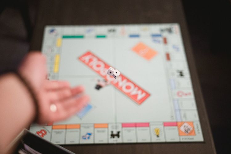 One Person Gambling Human Hand Real People Indoors  Text Playing Leisure Games Leisure Activity Human Body Part Chance Close-up Day People