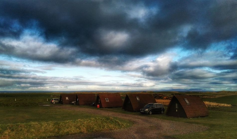 Wigwam Holiday Clouds And Sky Mull Of Kintyre