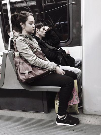Public Transportation Tgif Commuting My Daily Commute