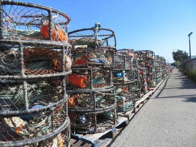 Outdoors Fishing Industry Moss Landing, CA