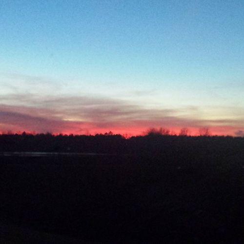 A sunset that beautiful needs no filter LoveLightsForMallory