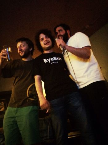 I can't describe how much fun this was!! EyeEm Dodgeball 2014 Karaoke