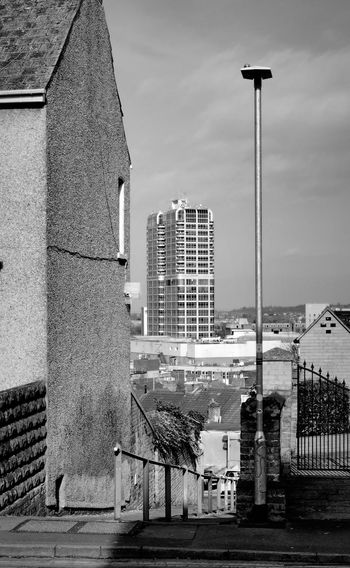 Swindon town Swindon Town Centre Swindon monochrome photography Black And White Urban Skyline City Skyscraper Cityscape Modern Urban Skyline Architecture Sky Building Exterior Built Structure Tall - High Office Building Building Story Residential District Tower