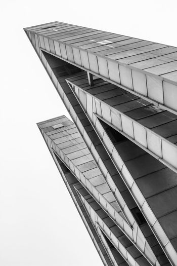 """Messe M"" Alte Messe Leipzig Architecture Built Structure Low Angle View Leipzig Leipzigtravel EyeEmNewHere Leipzigram Leipzigartig Leipzigcity Messe Leipzigermesse Altemesse The Architect - 2017 EyeEm Awards Black And White Friday"