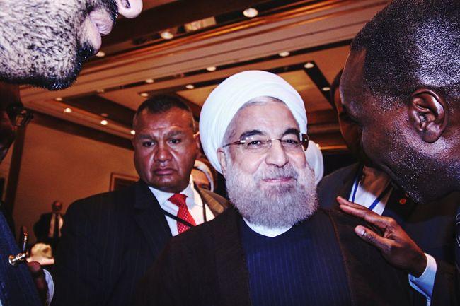 President Rouhani 🇮🇷🇮🇷🇮🇷 Rouhani Iran President Unga