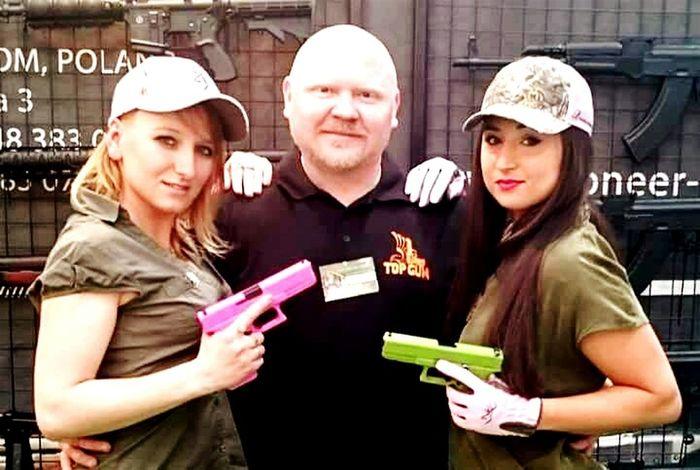 RokRóżowychŁowów Topgun Rusznikarnia Hunting Fairs