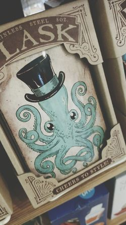 Octopus Soup Flasks IWant Quiero Loco Edit Oldfashioned Shnazzy i loooove it. So cute. I loved visiting Seattle, Washington Seattle❤ Old Favorites Travel ☔☔☔