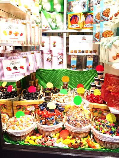 Cookies, candies, chocolates, dried fruits Yummi Buying Sweet Things Lovely Place Check It Out The Place I've Been Today Walking Around Taking Photos
