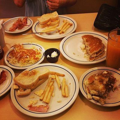 Asi si Ihop Breakfast Yum ?