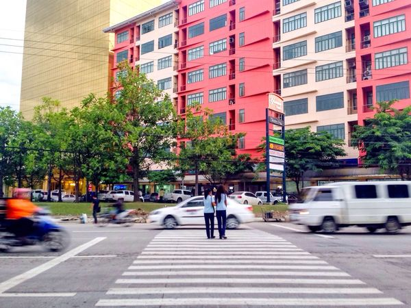 Crossing the right way Eyeem Philippines Streetphotography Cagayan De Oro City Philippines Must Motion Blur