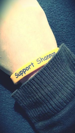 Support Shannon