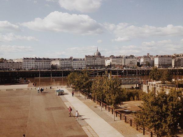 Nantes City Les machines de l'Ile Iles