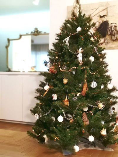 Finalmente Natale 🎄 Italy Huaweiphotography Mate20pro SantarcangeloDiRomagna Familyfirst Christmas Decoration christmas tree Christmas2018 Natale2018 Tree Christmas Decoration Christmas Ornament Christmas Holiday - Event Celebration christmas tree Home Interior Tradition Fir Tree Holiday Moments