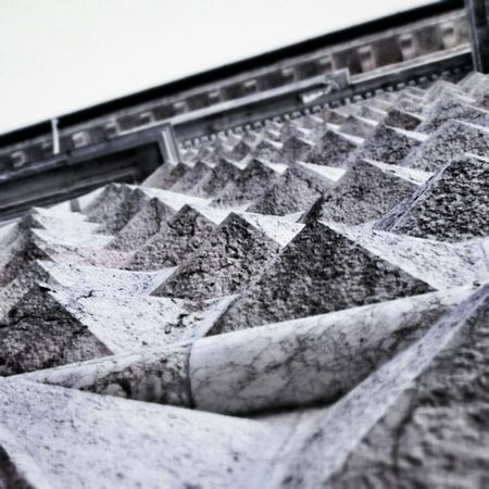 Ferrara Diamanti infiniti Ferrara Palazzo Dei Diamanti Black And White Photography