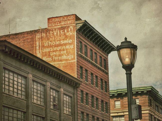 GARMENT DISTRICT, Kansas City, Missouri Divelandscape, Divestreetoghrophy, Cityscape, Dreamscapes & Memories NEM Landscape Ghost Signs
