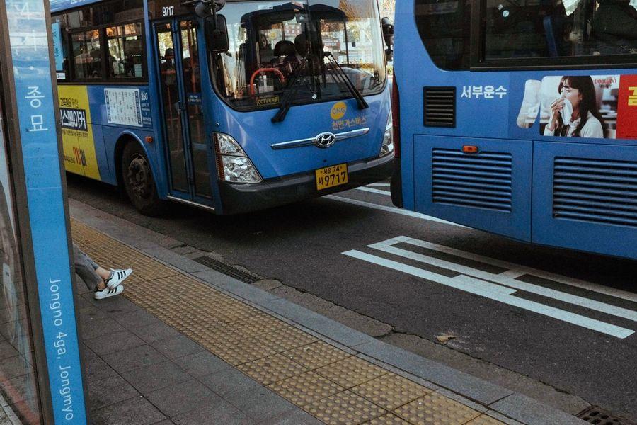 Streetphotography Transportation Decisive Moment Bus Stop Bus