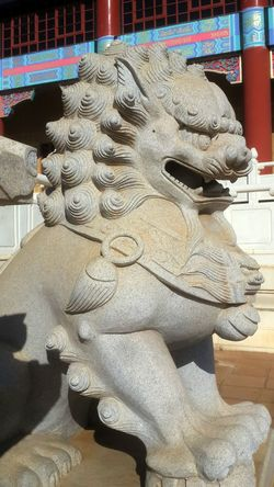 Foo Dog Shrines & Temples Buddhist Temple