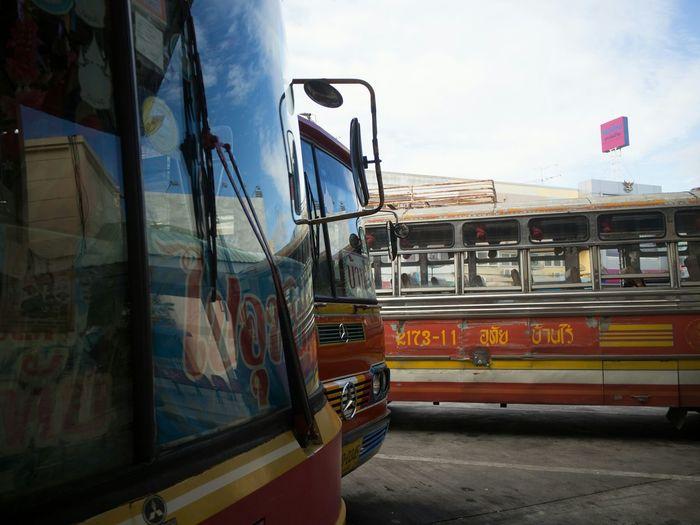 Bus Busterminal Lifestyle Travel Man Thailandtravel Thaistyle Thailand Thailand Culture Holidays
