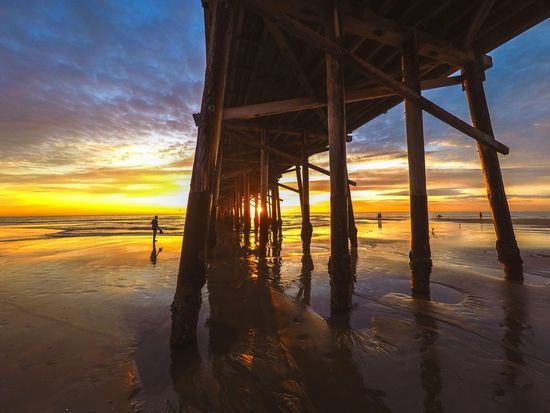 Long Beach, California USA  Sunset_collection EyeEm Best Shots Light Up Your Life We Are Photography, We Are EyeEm Sun_collection