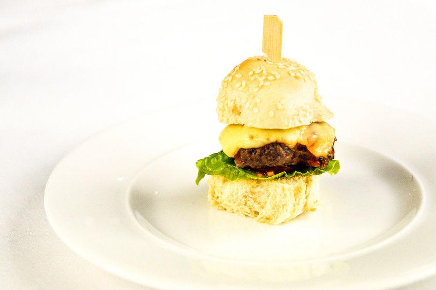 Mini Gourmet Burgers Burger Cocktail Burger Food Food And Drink Foodporn Gourmet Gourmet Burger Mini Burger Snacks Food Stories