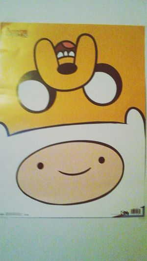 FINN AND JAKE POSTER! ADVENTURE TIME # FINN&JAKE Love Adventure Time