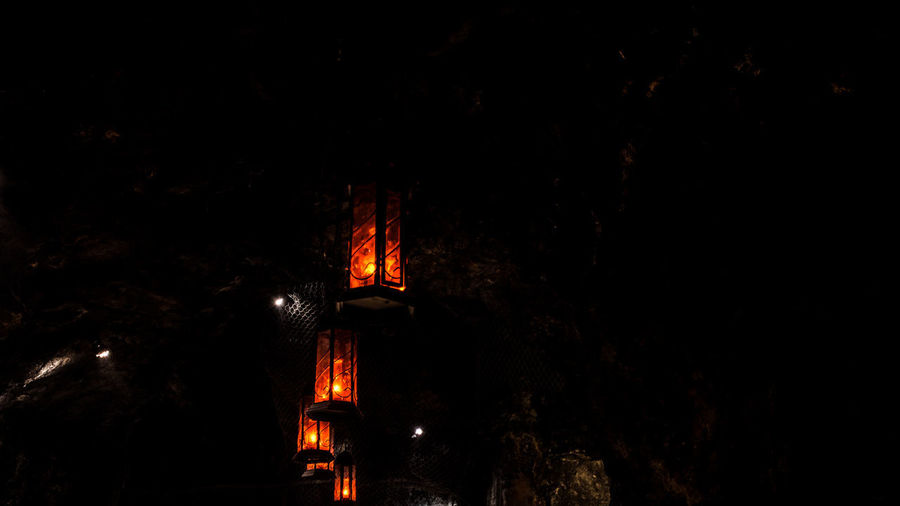 Architecture Building Exterior Built Structure Burning Copy Space Dark Fire Fire - Natural Phenomenon Flame Glowing Heat - Temperature Illuminated Lighting Equipment Low Angle View Motion Nature Night No People Outdoors Tree