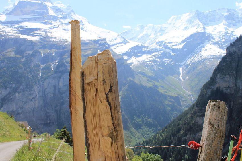 Gimmelwald Switzerland Swissalps