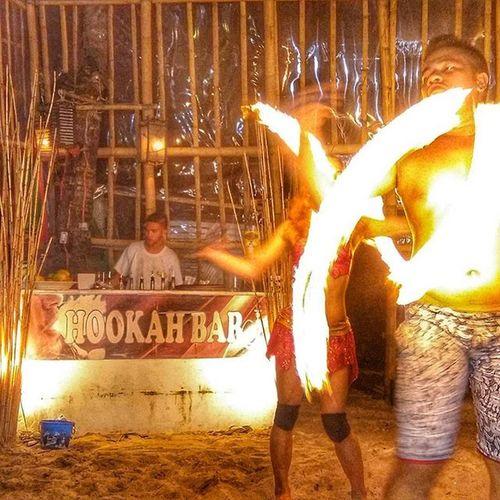 HookahBar Dailylifephotos Islandhopping Iclickoments Firedancer Boracay2015❤️