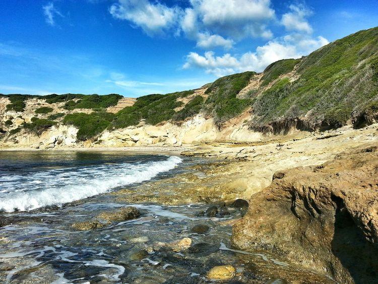 Sea Sea And Sky Seaside Seascape Landscape Mare Clouds Clouds And Sky S'archittu Sardegna