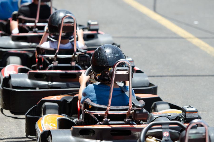 Car Fun Gokart Gokart Racing Karting Land Vehicle Outdoors Pole Position Roadside Sports Transportation