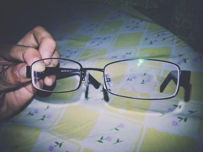 New glasses! :)