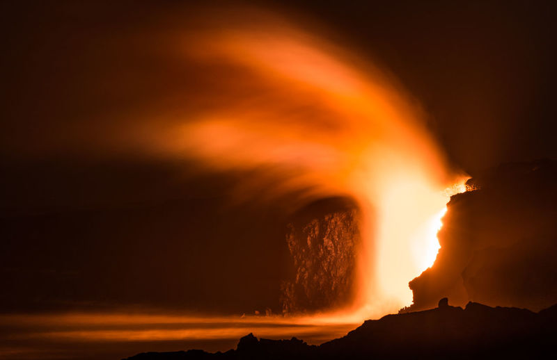 Photo taken in Volcano, United States