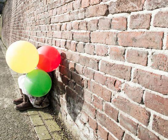Taking Photos Colorsplash Balloons Carnaval