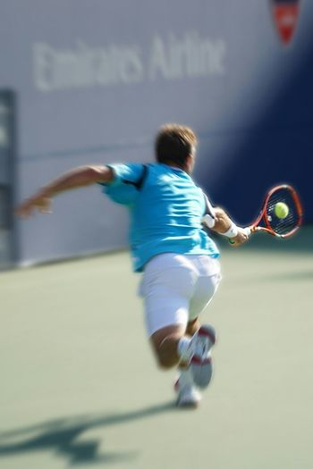 スタン・ワウリンカ Stan Wawrinka Tennis Sports Usopen People EyeEm Best Shots Man Playing Tennis Tennis Player Wawrinka