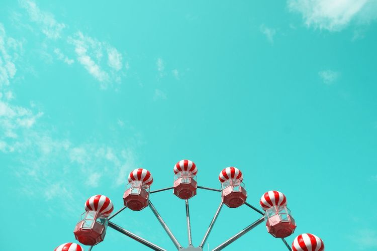 Fun Park Sony A6000 From My Point Of View Getting Inspired Minimalism Simplicity Geometry Creativity Colors Look Up And Thrive My Unique Style Getting Creative No People Picturing Individuality Eye4photography  Sky And Clouds Personal Perspective EyeEm Best Edits Candyminimal Candysky The Architect - 2016 EyeEm Awards The Essence Of Summer The Graphic City Colour Your Horizn #urbanana: The Urban Playground