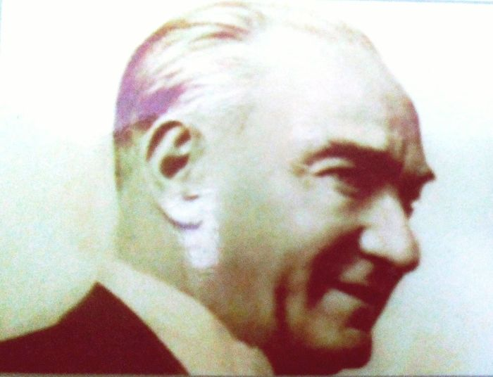 Ata Mustafa Kemal Atatürk Atatürk Cumhuriyet Kurucu Ulu Önder