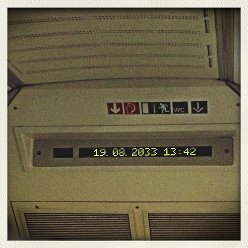 seit heute hat die DB auch zeitreisen im angebot. schön hier :-)