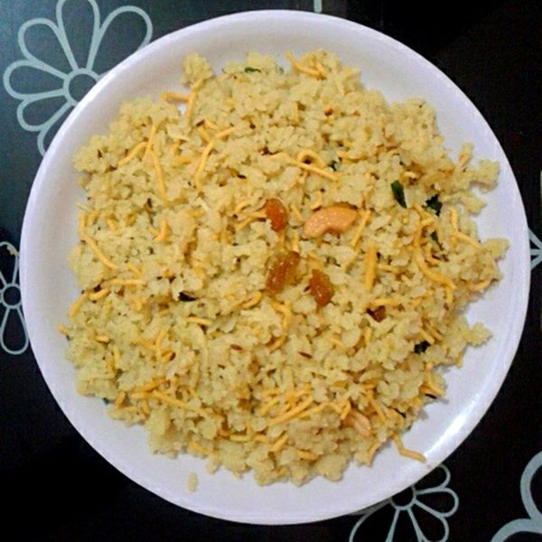 Indian Food Snaks Poha