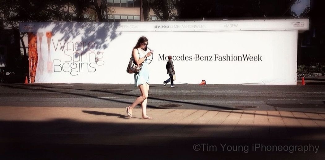 Spring Begins Here Mercedes-Benz Fashion Week NYC Timyoungiphoneography
