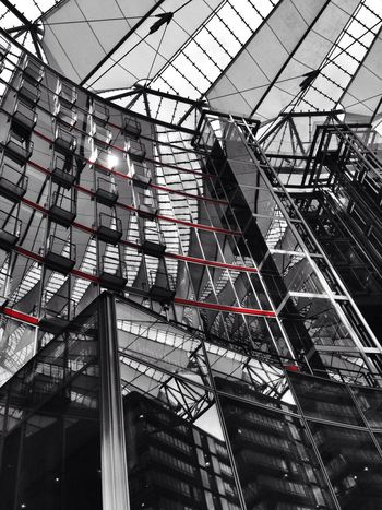 The Architect - 2014 EyeEm Awards Black & White Monochrome Urban Geometry