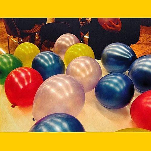 Немного яркости в инсту😄 14летдр воздушные шарики