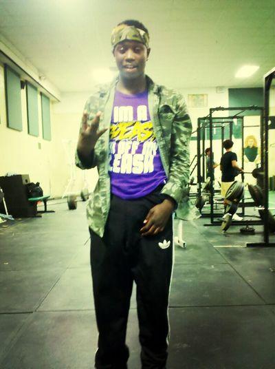 Weight Training Ckoolin #REUP GANG