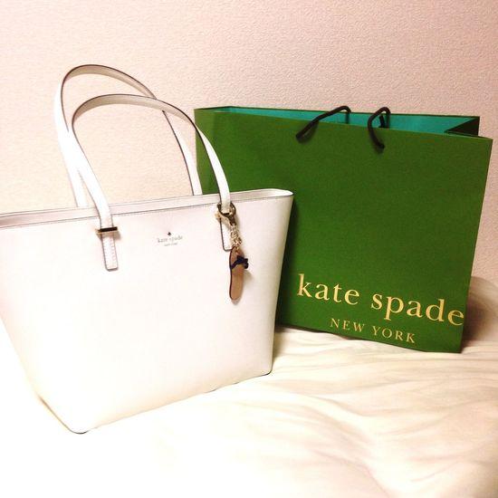 1 year anniversary:) Gift for my girlfriend. 1yearanniversary KateSpade