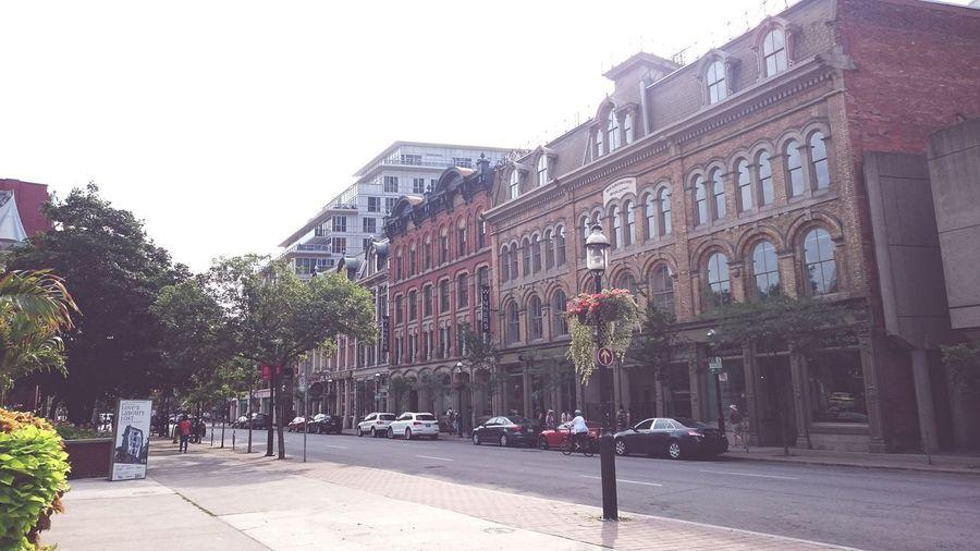 Toronto Front St Park