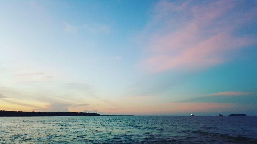 Sea Sky No