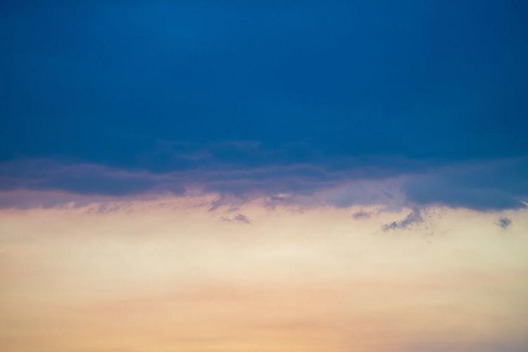 Sky Dramatic