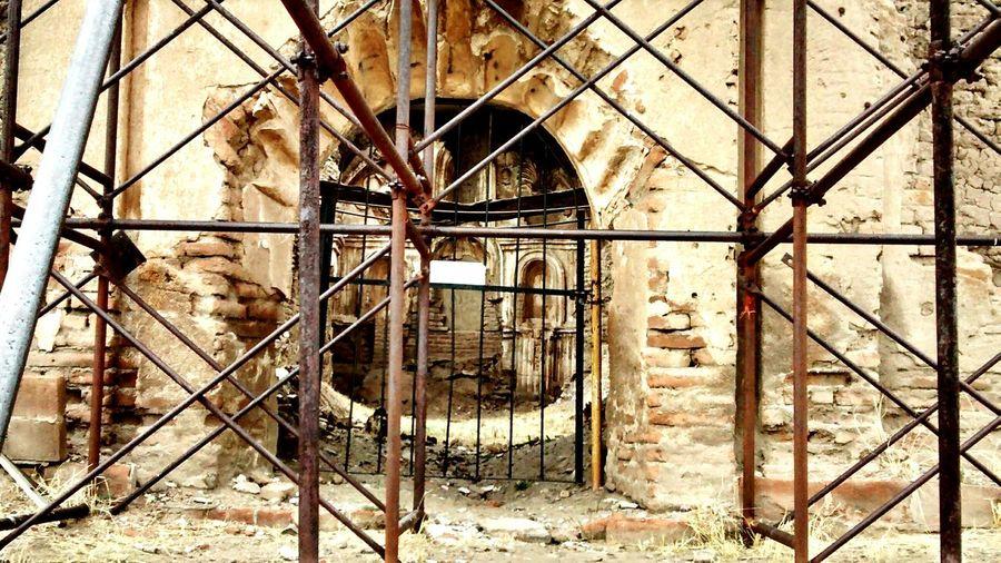 Iglesia Arquitectura Cananea, Sonora.